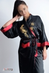 Chinese dressing-gown