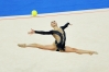 Rhytmic gymnastic with ball - France