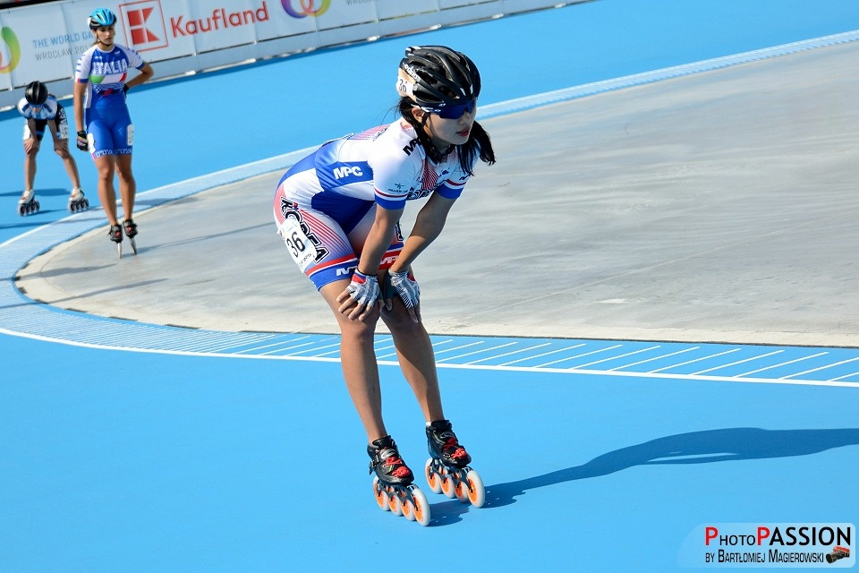 Speed skating - The World Games 2017 in Wroclaw