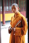 Monk in Shanghai