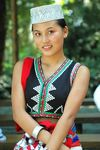 Dancer from Yunnan